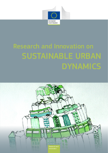 Research and innovation on sustainable urban dynamics