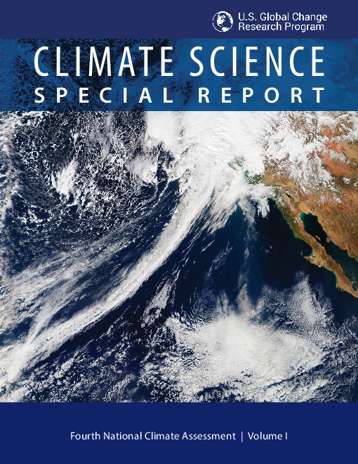 Climate Science Special Report: Fourth National Climate Assessment (NCA4), Volume I