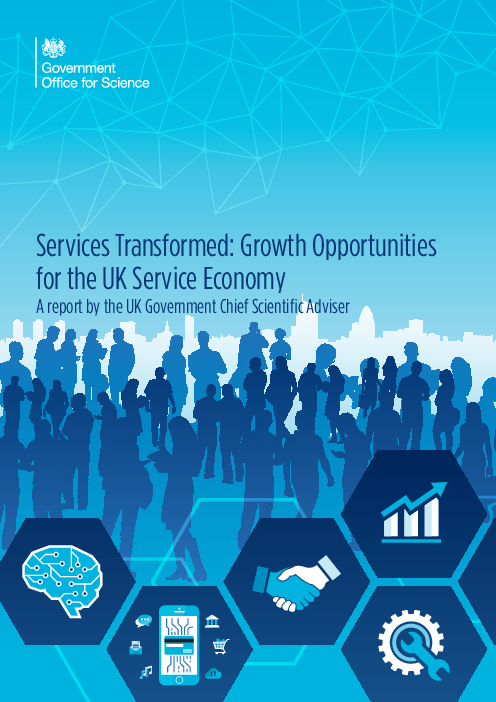 Services transformed: growth opportunities for the UK service economy