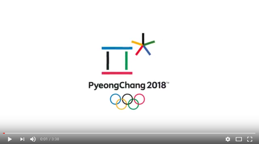 New Horizons in the Olympic Winter Games. Passion. Connected.