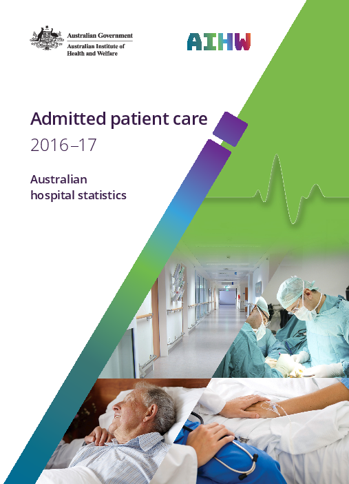 Admitted patient care 2016–17: Australian hospital statistics