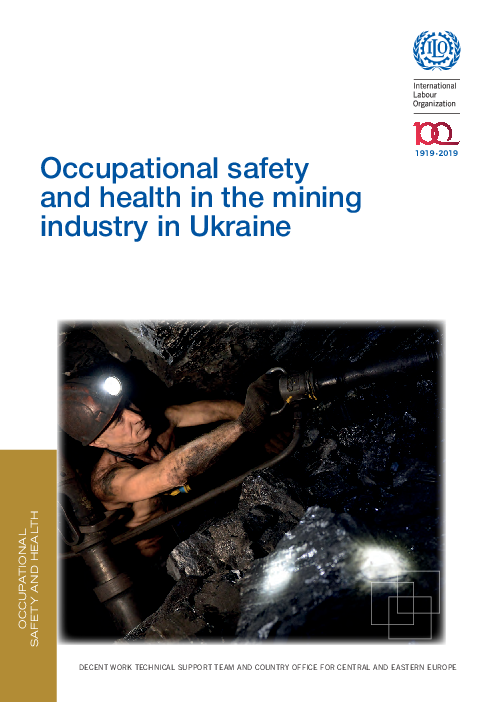 Occupational safety and health in the mining industry in Ukraine