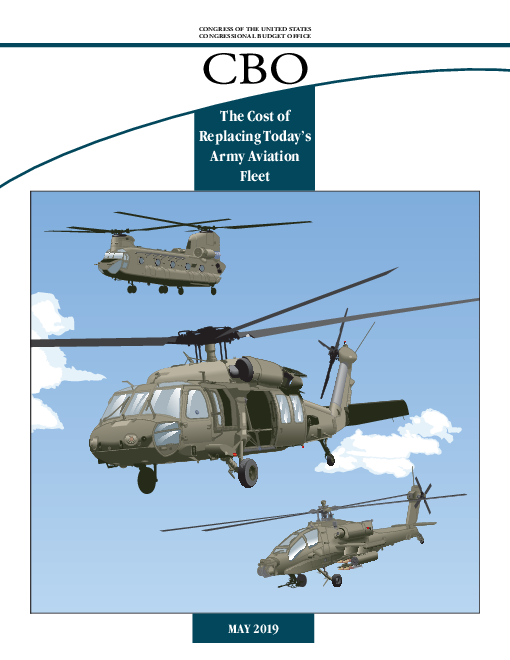 The Cost of Replacing Today's Army Aviation Fleet