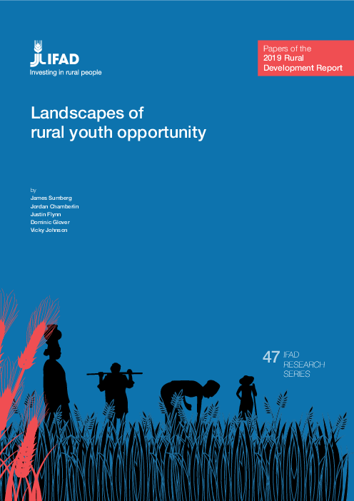 Landscapes of rural youth opportunity