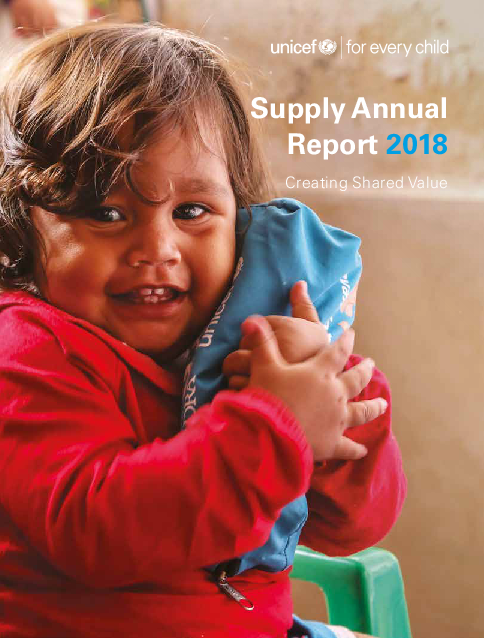 Supply annual report 2018: Creating Shared Value