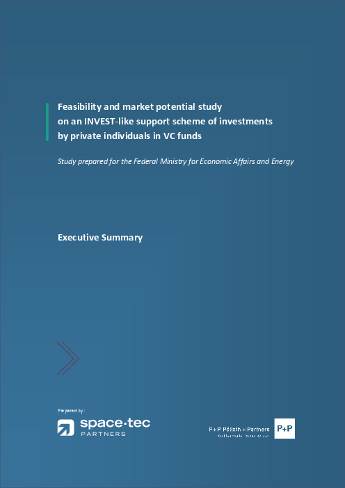 Feasibility and market potential study on an INVEST-like support scheme of investments by private individuals in VC funds: Executive Summary