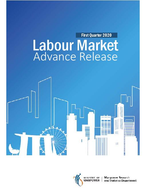 Labour Market Advance Release: First Quarter 2020