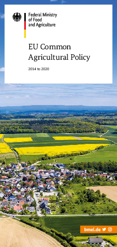 EU Common Agricultural Policy - 2014 to 2020